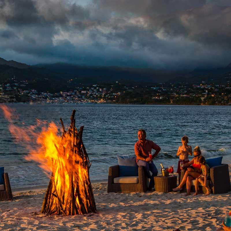 Events At Mount Cinnamon Hotel Grenada