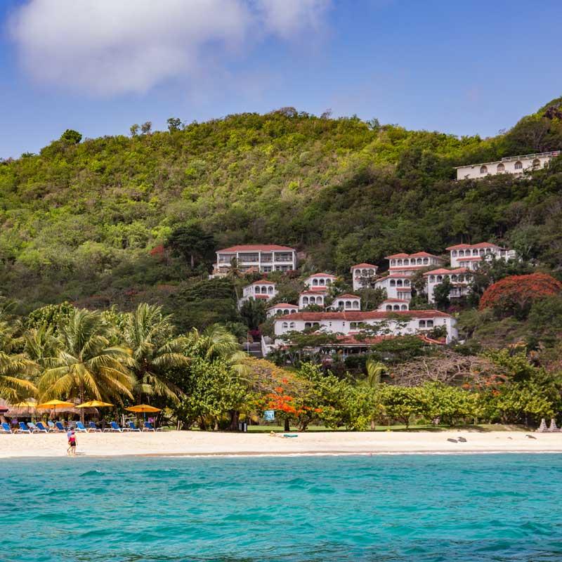 Mount Cinnamon Hotel Grenada Accommodation